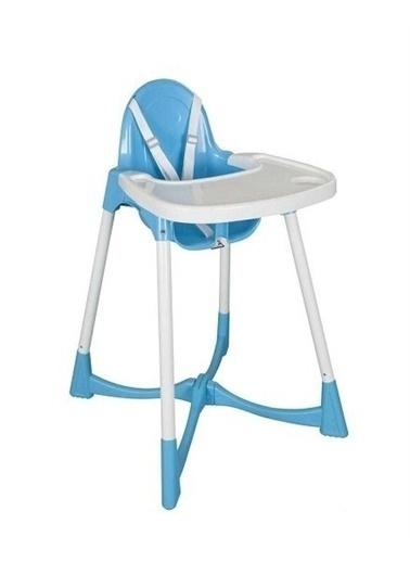 Pilsan Pilsan Pratik Mama Sandalyesi - Yıkanabilir Kılıflı Mavi
